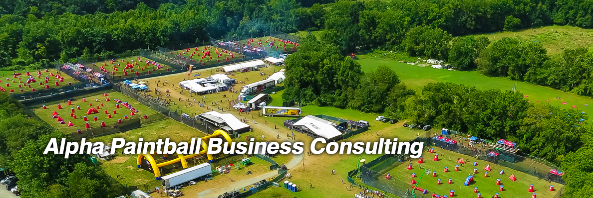 Paintball Business Planning